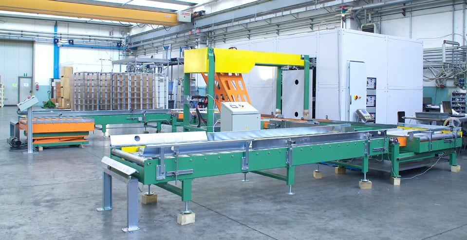 Impianti di lavaggio a solventi clorurati