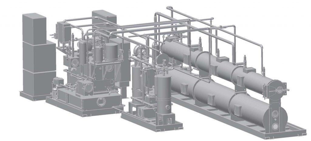 Progettazione Impianti di lavaggio Metalli