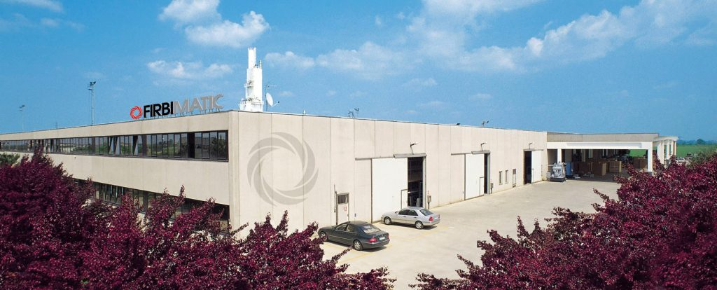 Fibimatic Metal Cleaning Division - View of the factory